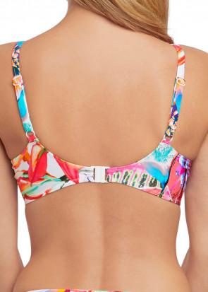Fantasie Swim Paradise Bay bikiniöverdel med bygel D-M kupa multi