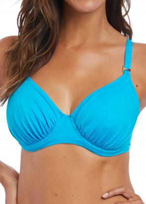 Fantasie Swim Paradise Bay bikiniöverdel med bygel E-H kupa aqua