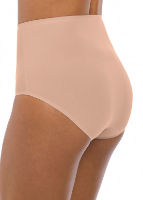 Fantasie Smoothease Invisible brieftrosor med hög midja One Size beige