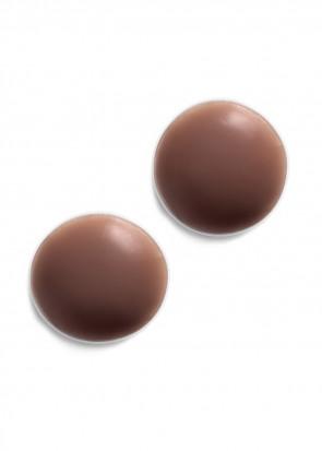 Freebra Silicone Nipple Covers - dark
