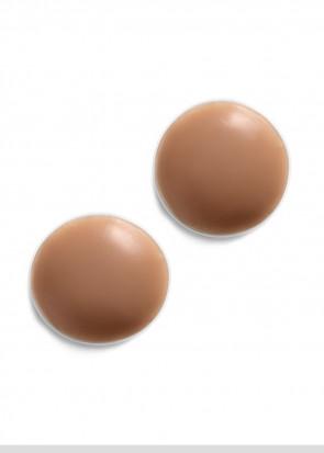 Freebra Silicone Nipple Covers - tan