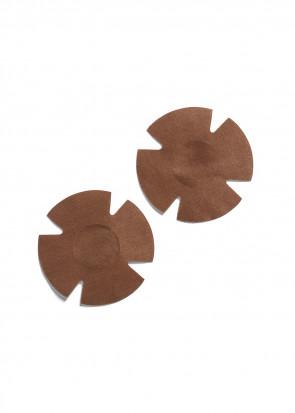 Freebra Thin Nipple Covers - dark