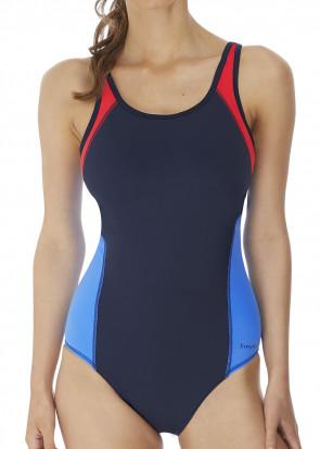 Freya Active Swim Freestyle baddräkt D-K-kupa blå