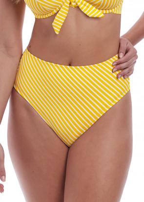 Freya Swim Beach Hut bikiniunderdel med hög midja XS-XXL gul