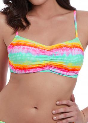 Freya Swim High Tide bikiniöverdel bralette D-H kupa multi
