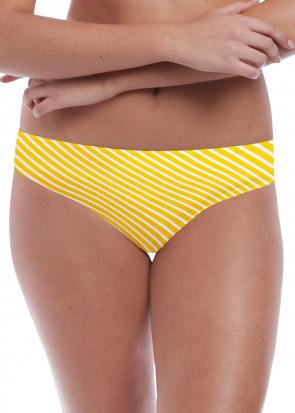 Freya Swim Beach Hut bikiniunderdel brief XS-XXL gul