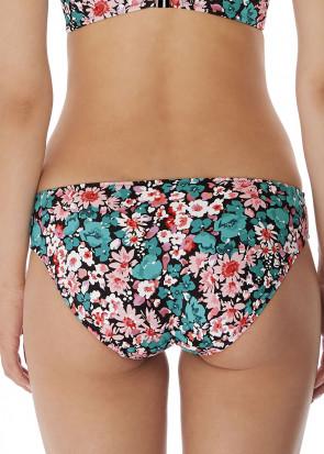 Freya Swim Water Meadow bikiniunderdel brief XS-XL mönstrad
