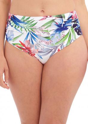 Fantasie Swim Santa Catalina bikiniunderdel brief med hög midja S-XXL mönstrad