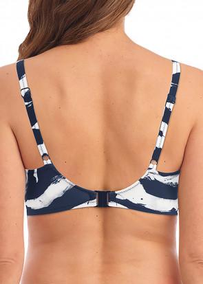 Fantasie Swim Lindos bikiniöverdel D-K kupa mönstrad