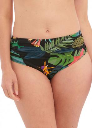 Fantasie Swim Monteverde bikiniunderdel med vikbar kant S-XXL mönstrad