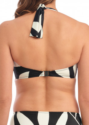 Fantasie Swim Ile De Re bikiniöverdel bandeau D-I kupa mönstrad