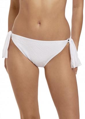 Fantasie Swim Ottawa bikiniunderdel med sidknytning XS-XXL vit