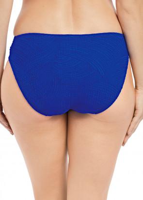 Fantasie Swim Ottawa mid rise bikiniunderdel brief S-XXL blå
