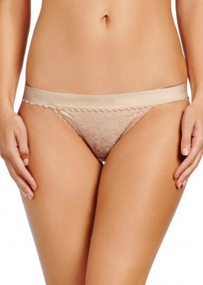 Heidi Klum Intimates Sheer Infinity brieftrosor S-L cream