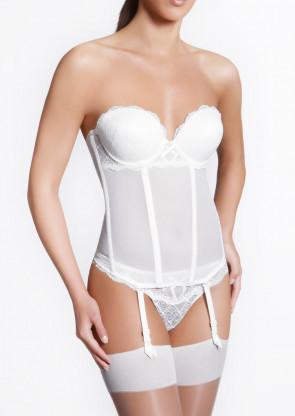 Implicite Emotion bustier A-D kupa pearl