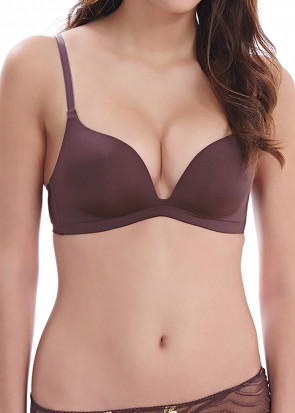 Wacoal Intuition push-up soft contour bh A-D kupa espresso