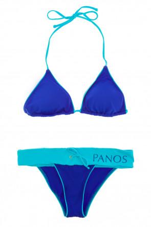 Panos Emporio Korfu Blue A-C kupa blå