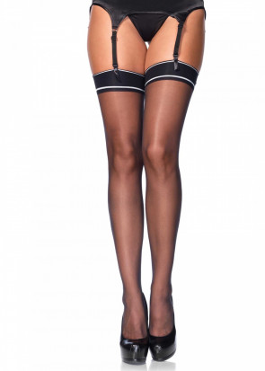 Striped Band - Stockings
