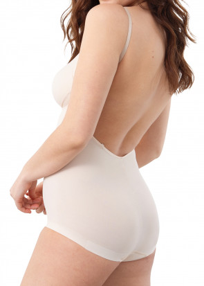 Maidenform Cover Your Bases shapingbody S-2XL beige