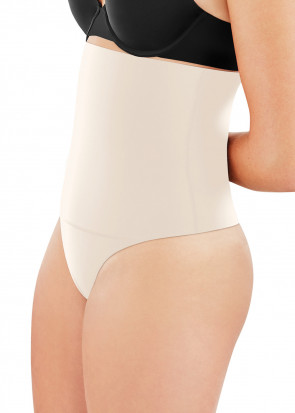 Maidenform Tame Your Tummy shapingtrosa med hög midja S-2XL beige