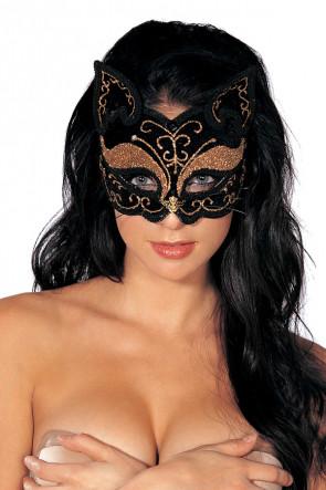 Black & Gold Cat
