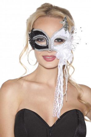 Black & White Mask