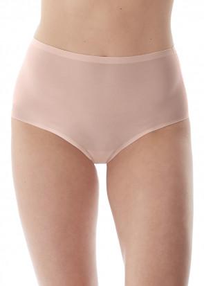 Fantasie Smoothease Invisible brieftrosor med hög midja One Size rosa
