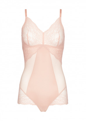 Spanx Spotlight on Lace Body S-XL rosa