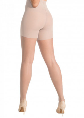 SPANX Luxe Leg Shaping Sheers A-E beige