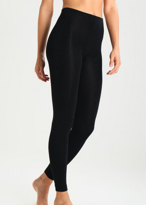 DIM Thermo Polaire Thermo-leggings svart