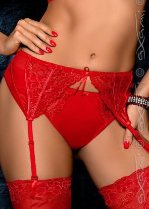 Axami Nazira stringtrosa S-XL röd