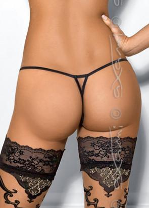 Axami Panna Cotta stringtrosa S-XL svart