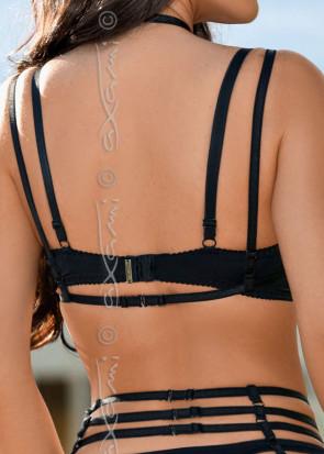 Axami Venetian Mirror harness S-XL svart