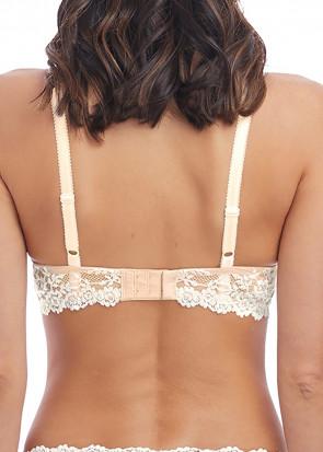 Wacoal Embrace Lace bygel-bh B-F kupa beige