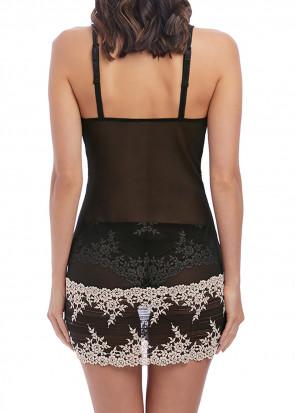 Wacoal Embrace Lace chemise S-XXL svart