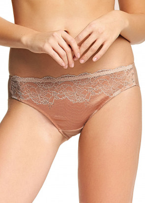 Wacoal Lace Affair brieftrosa S-XL rosa