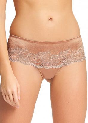 Wacoal Lace Affair tanga trosa S-XL rosa