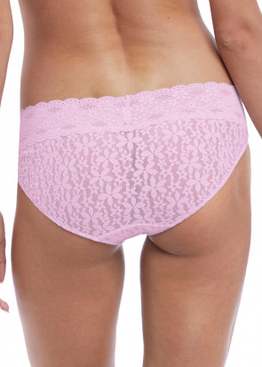 Wacoal Halo Lace brieftrosa S-XL rosa