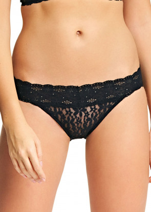 Wacoal Halo Lace brieftrosa S-XL svart