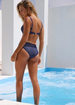 Panos Emporio Water Chara bikiniunderdel 36-46 blå
