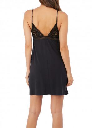 Wacoal Raffine chemise S-XL svart