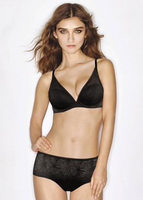 Wonderbra Fabulous Feel hipstertrosa XS-XL svart
