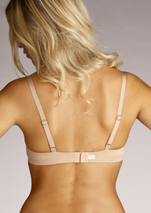 Huit 8 Absolument Couture push-up bh A-C kupa beige