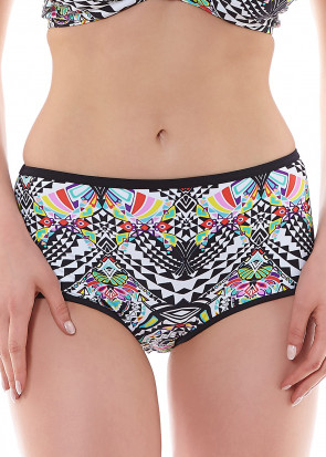 Freya Swim Zodiac bikinitrosa med hög midja XS-XL