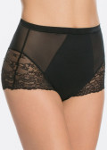 Spanx Spotlight on Lace brieftrosa XS-XL svart