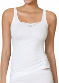 Calida Soft Favourites top XXS-L vit