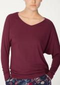 Calida Favourites Trend long-sleeve top XS-XL röd