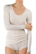 Calida Richesse long-sleeve top XS-L cream