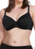 Elomi Swim Essentials bikinitopp F kupa svart