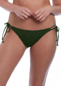 Freya Swim Sundance Bikiniunderdel knyt XS-XL grön